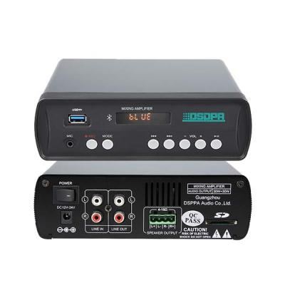 Mixer Amplifier Digital