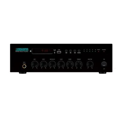 Manual MP60U MP35U Mixer Amplifier