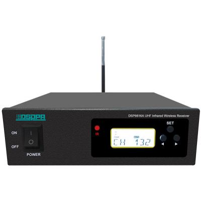 Sistem Mikrofon Wireless DSP6616A UHF