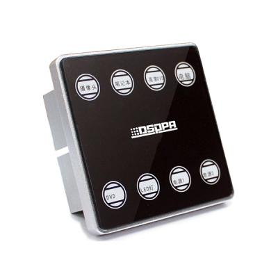 D6418 8 Button Wall Mount Wireless Control Panel