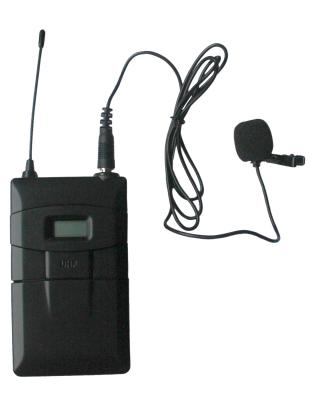 DSP6626A UHF Pocket Type Wireless Pemancar